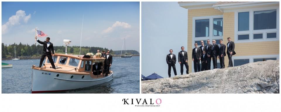 sebasco harbor wedding images