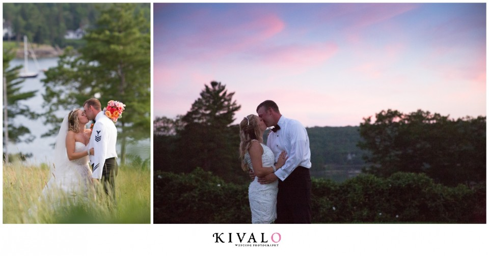 blue hill maine wedding photographer