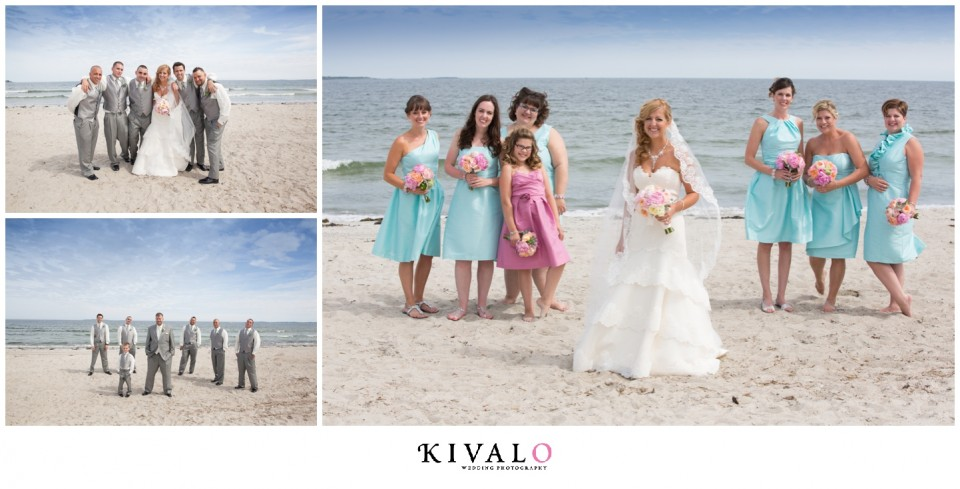 old orchard beach wedding photos