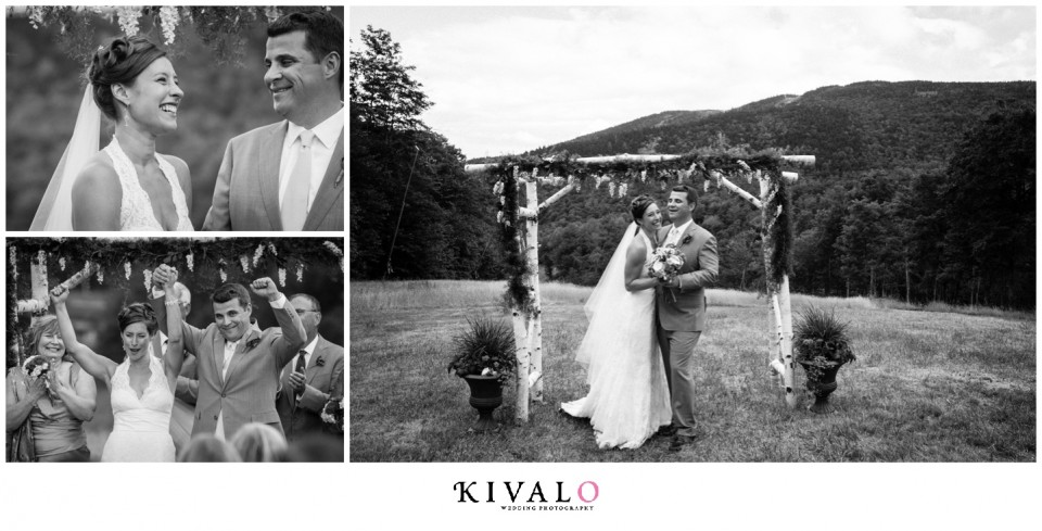 sunday river wedding ceremony