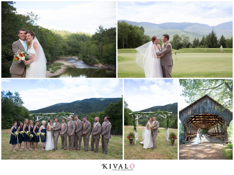 Sunday River Wedding Photos
