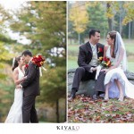 Fall Woodlands Country Club Wedding ||  Maine Wedding Photography