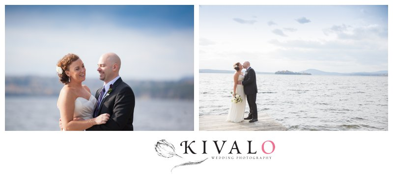 rangeley maine wedding photos