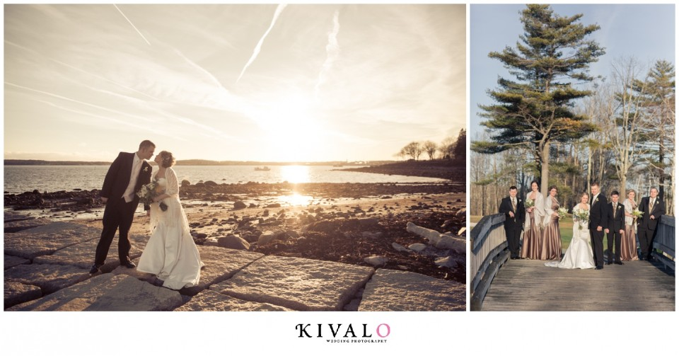 breakwater rockland maine wedding photography