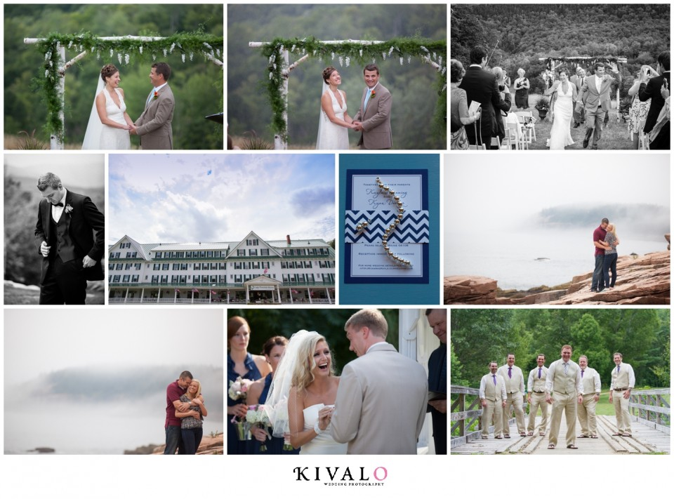 maine island wedding