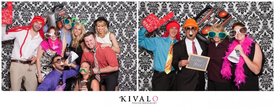 Maine Wedding Photo Booth