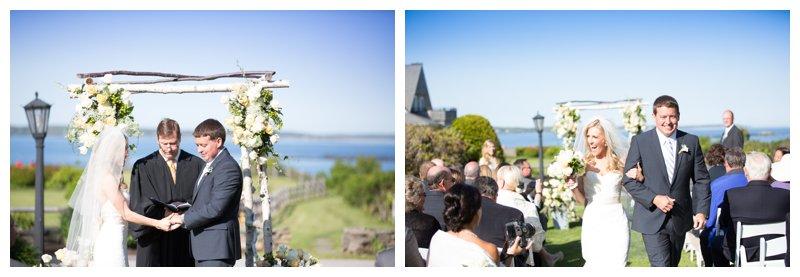 Black Point Inn Wedding