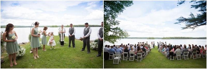 Ymca Camp Of Maine Wedding