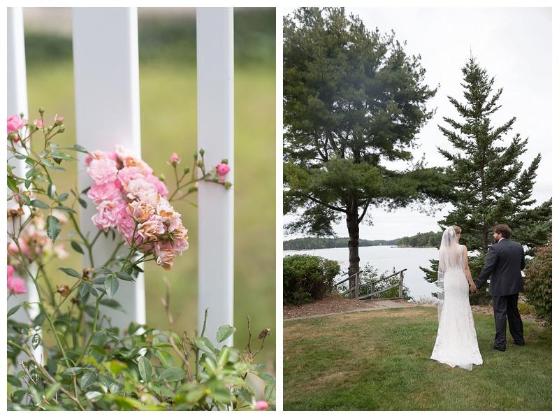 southport maine wedding photographers