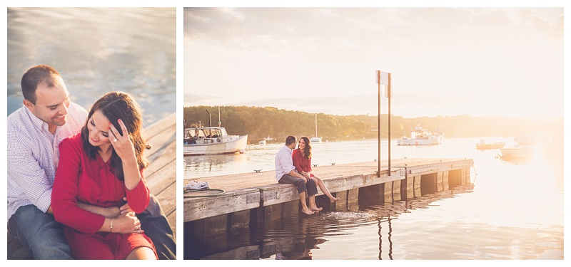 maine-engagement-session