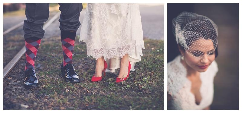 portland company complex wedding photographer