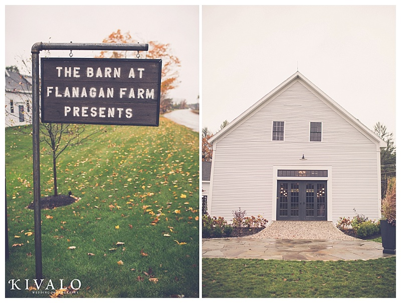 barn at flanangan farm wedding