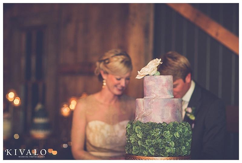 whimsical wedding cake