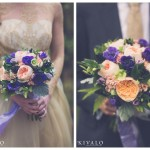 Maine Barn Wedding Flowers || Rustic and Romantic Wedding Ideas