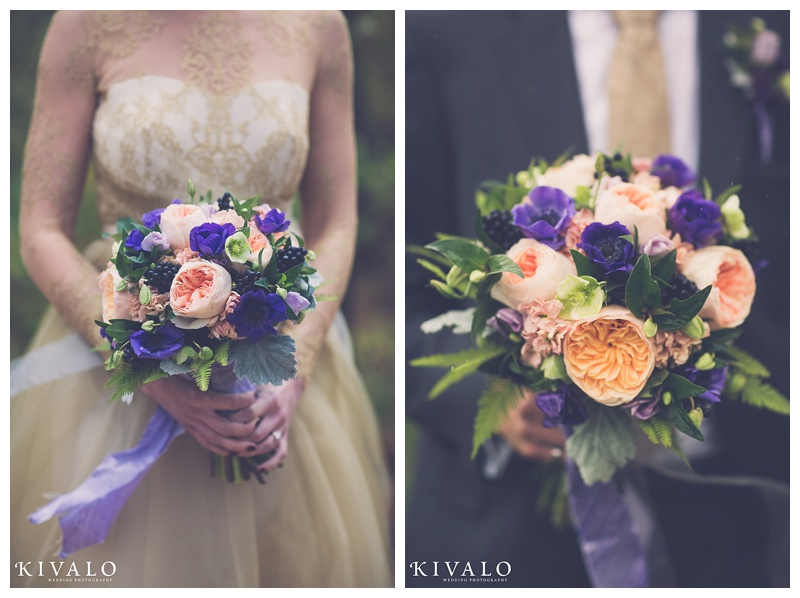 rustic elegance wedding flowers