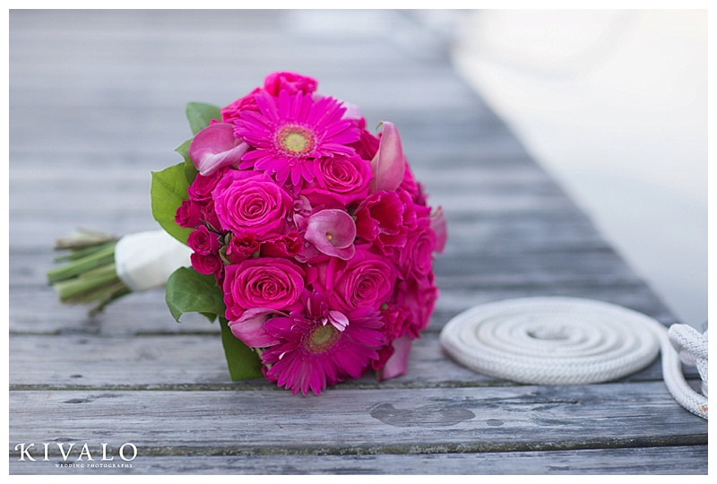 pink bridal bouquet ideas
