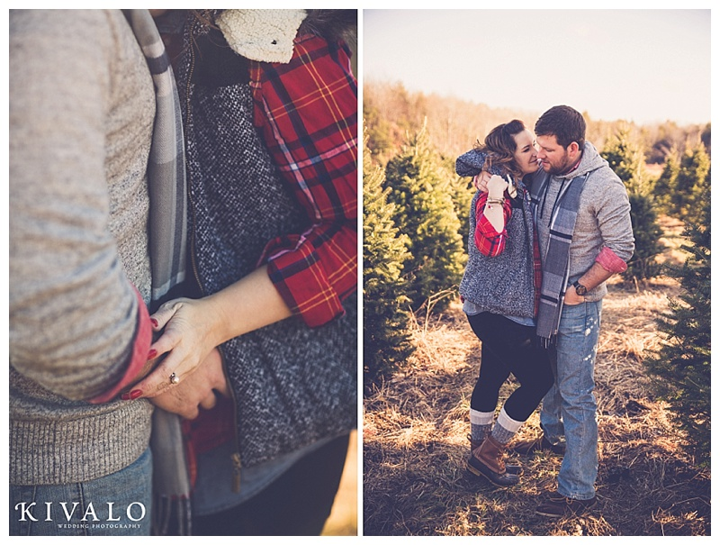 rustic j.crew inspired engagement session ideas