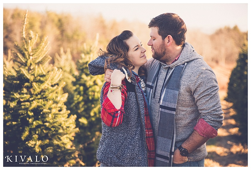 LL Bean engagement session ideas