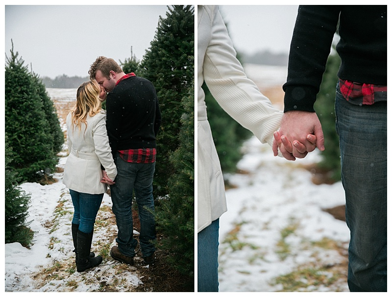 winter engagement session tips
