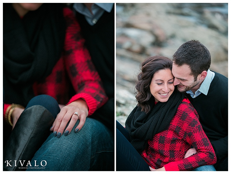 york engagement session