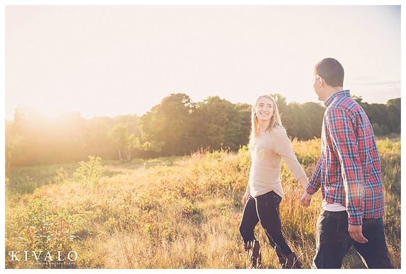 romantic engagement session ideas