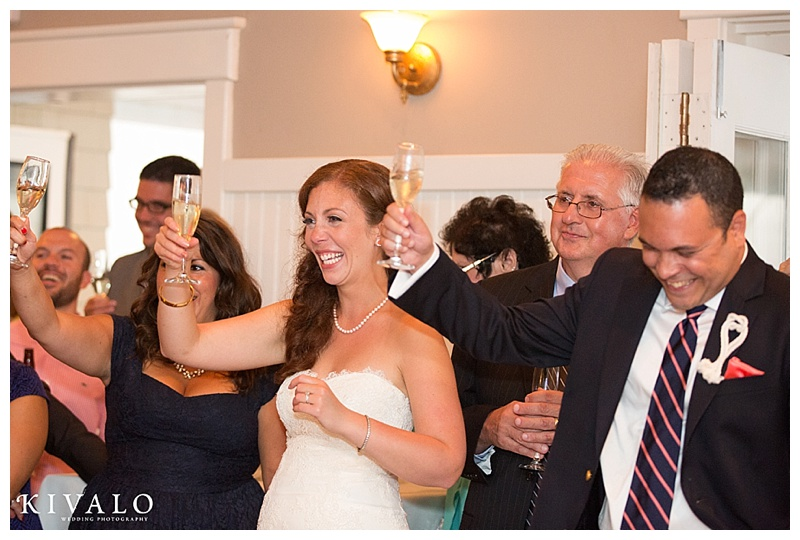 peaks island inn wedding