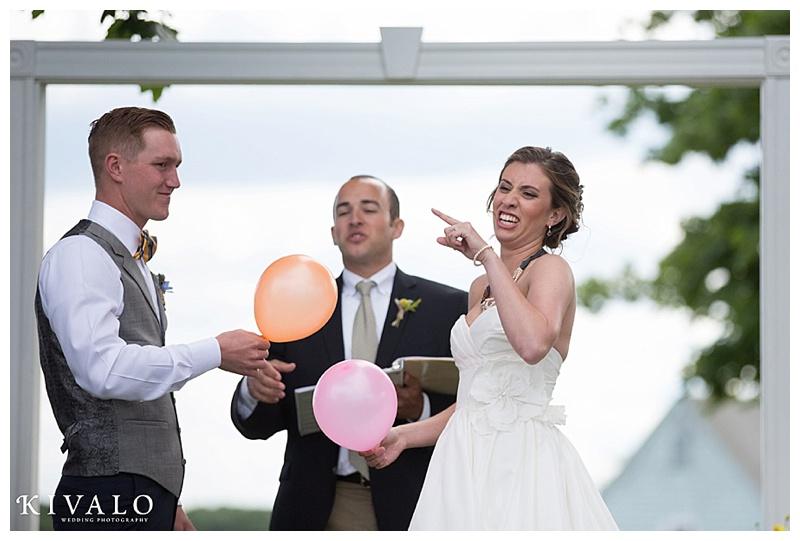wedding at laudholm farm