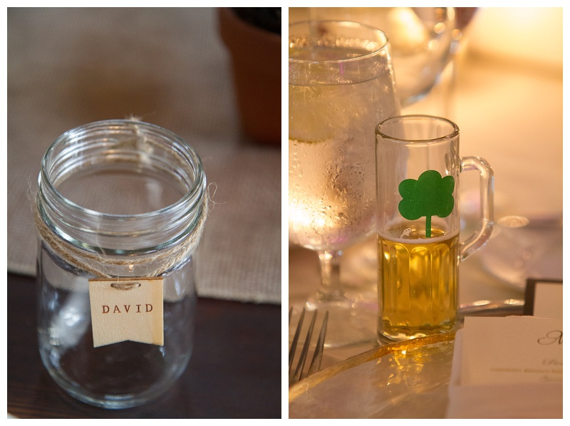 shot glass wedding favors