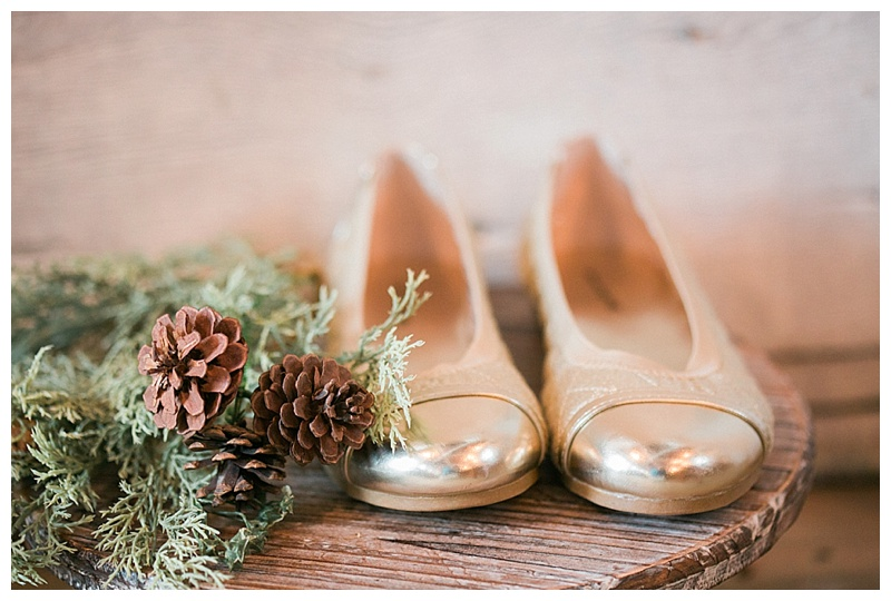 Hardy Farm winter wedding