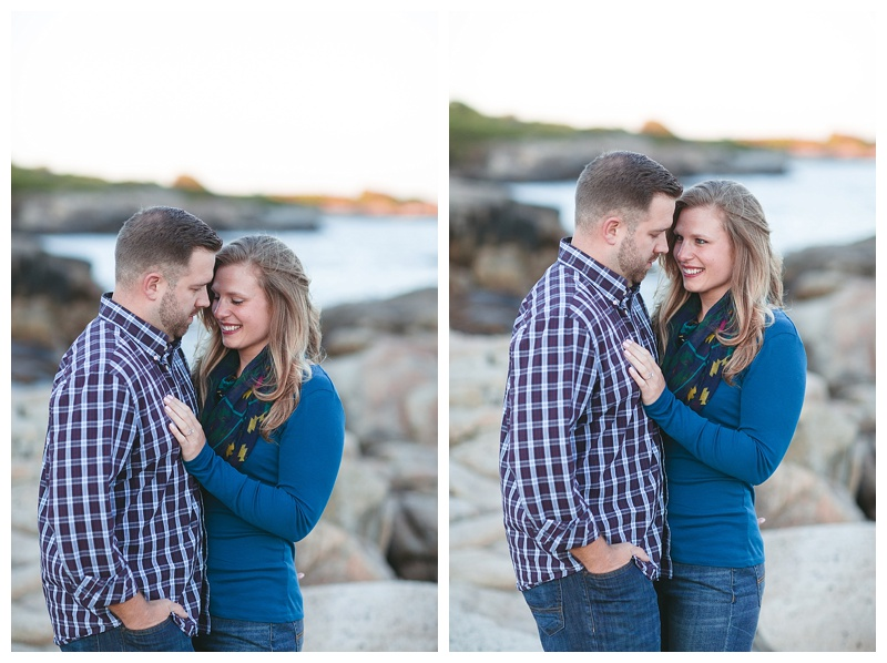 Biddeford Pool Engagement Session