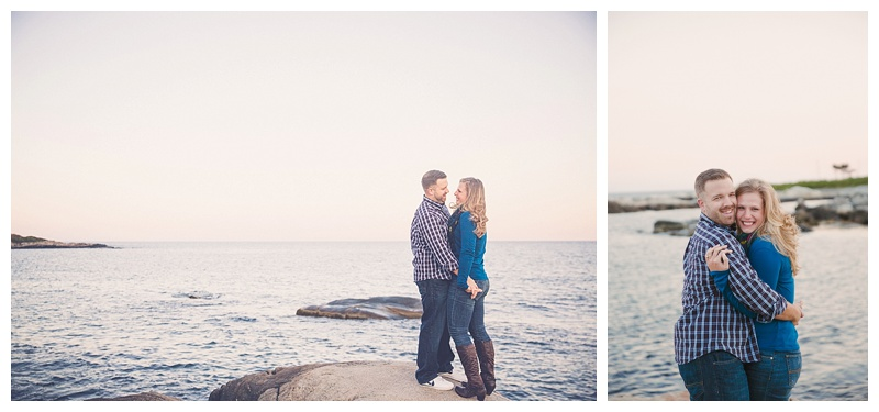 Best Southern Maine Engagement Session Locations