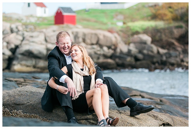 southern maine engagement photo ideas