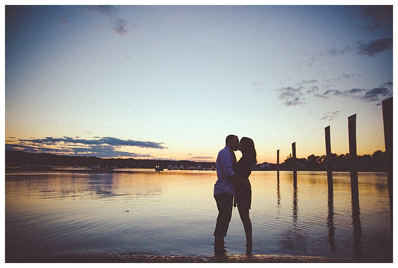 best engagement photo locations southern maine
