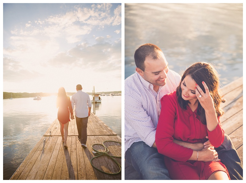 best engagement photo spots southern maine