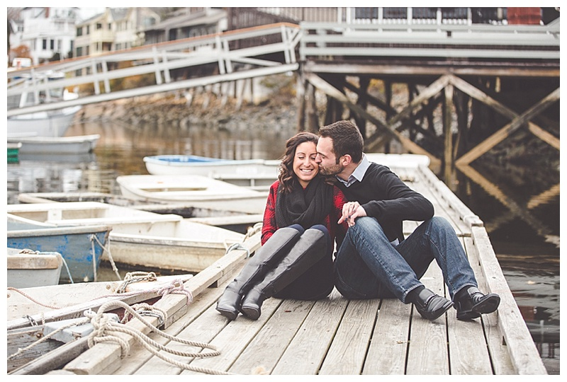best engagement session locations in southern maine