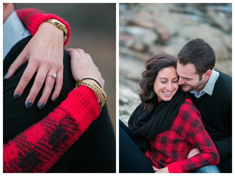 best engagement photo ideas southern maine