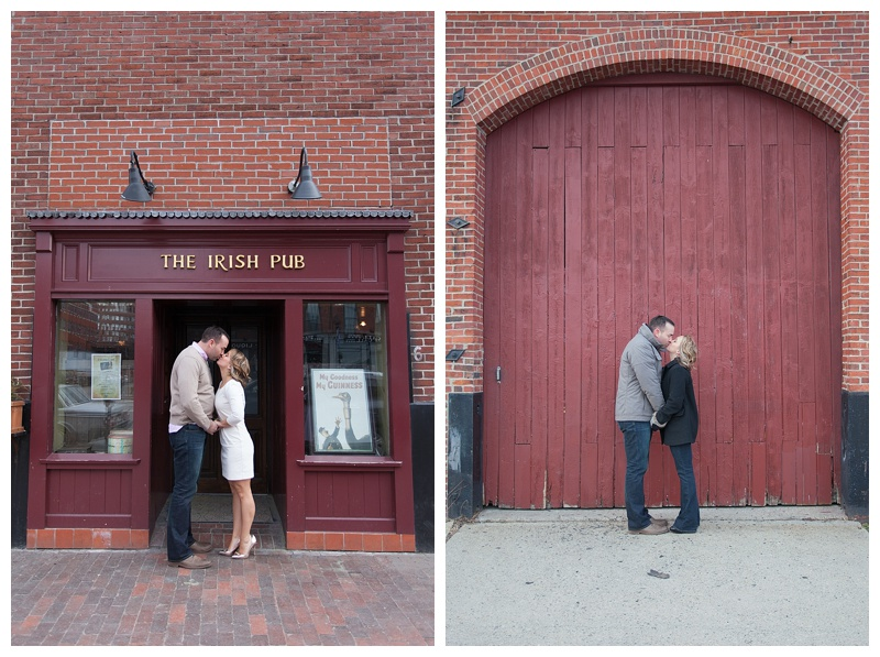 portland maine engagement pictures