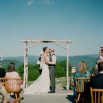 Maine Fine Art Film Photographer || Sunday River Wedding