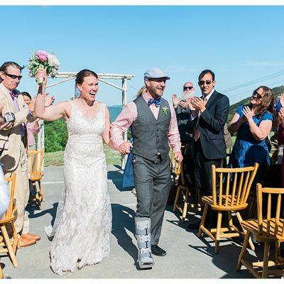Sunday River Wedding    Newry, Maine