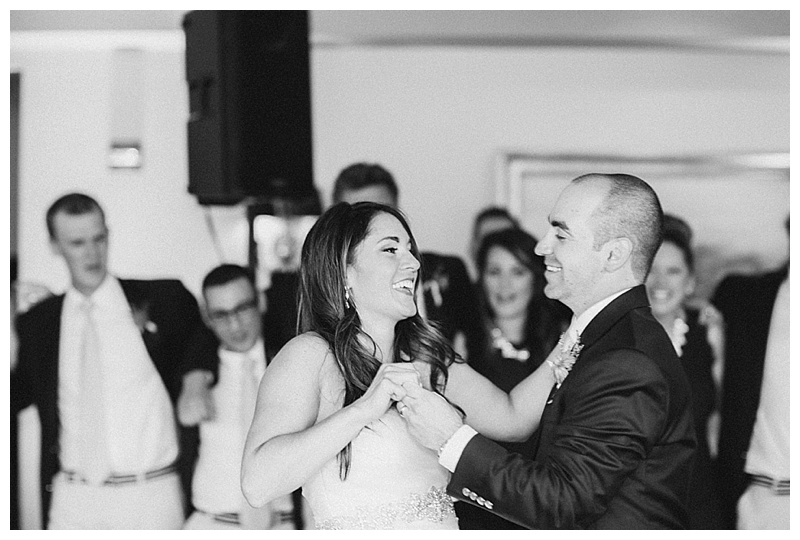 first dance falmouth country club