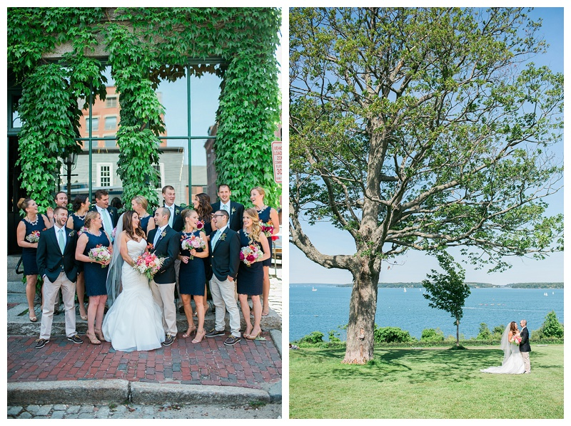 portland maine wedding photographer