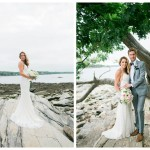 Inn on Peaks Island Wedding