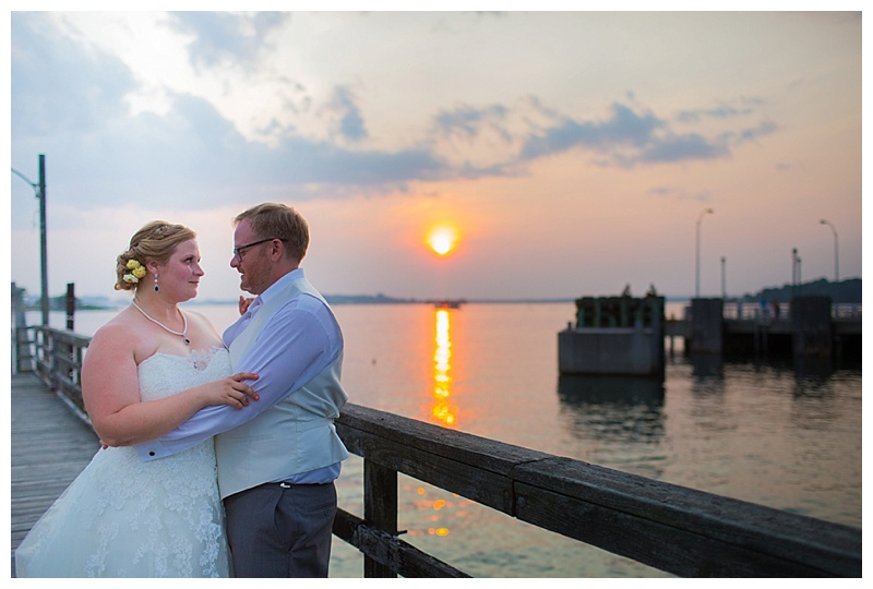 inn on peaks island wedding 1
