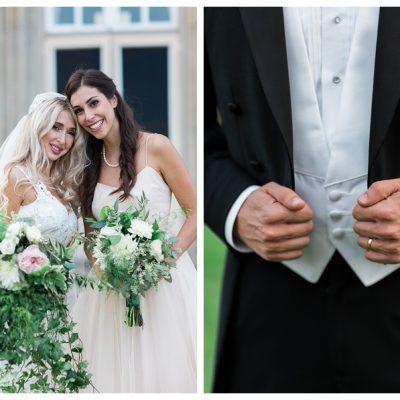 Crane Castle Wedding || Ipswich, MA