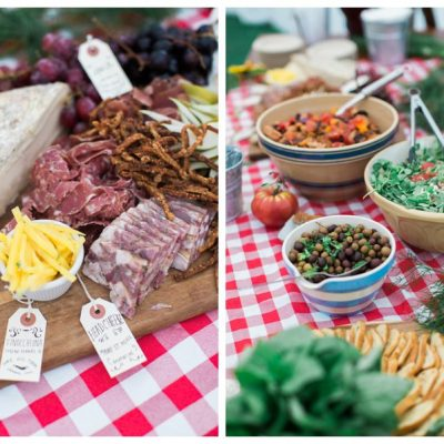 Maine Wedding Ideas  ||  Maine Food