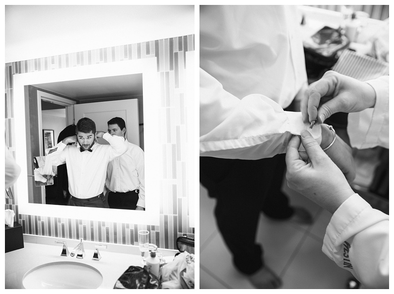 groomsmen prep westin