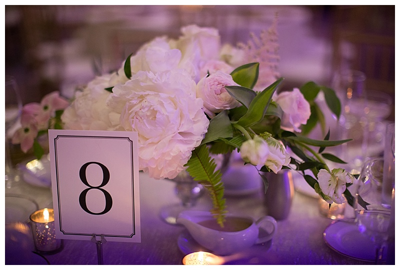 small ballroom centerpieces