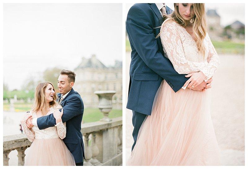 Fine Art Film France Wedding Photographer