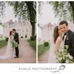 Chateau de Varennes Wedding Burgundy France