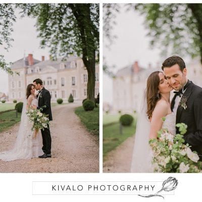 Chateau de Varennes Wedding Burgundy France